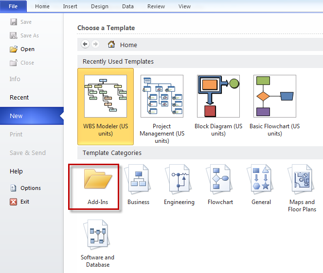 ... using Visio WBS Modeler | Project Server And Sharepoint Solutions